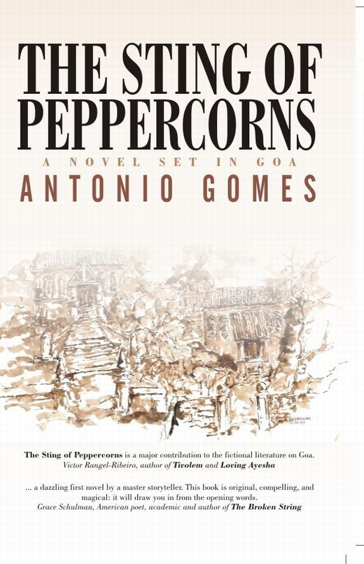 The Sting of Peppercorns A novel