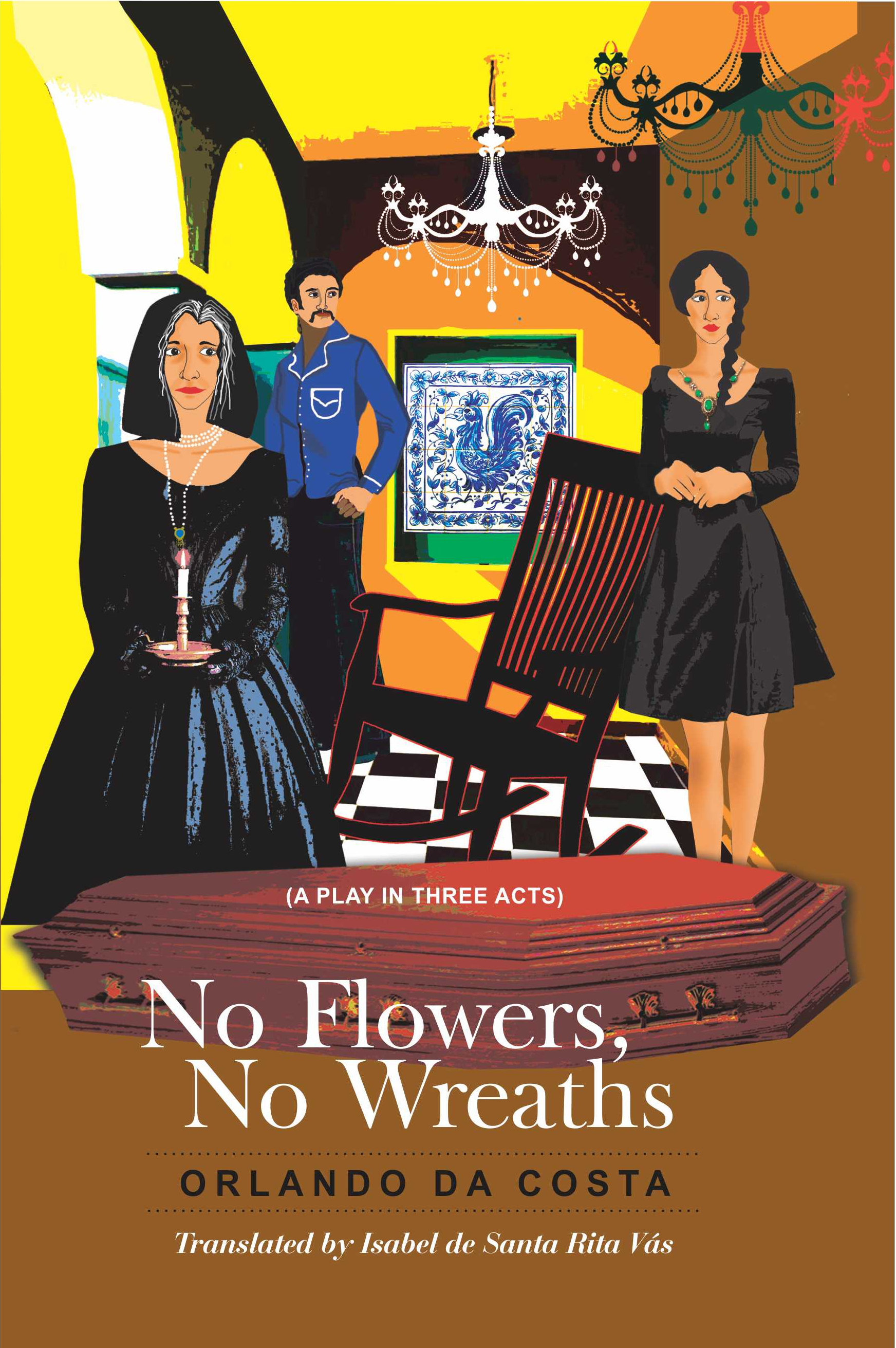 No Flowers, No Wreaths